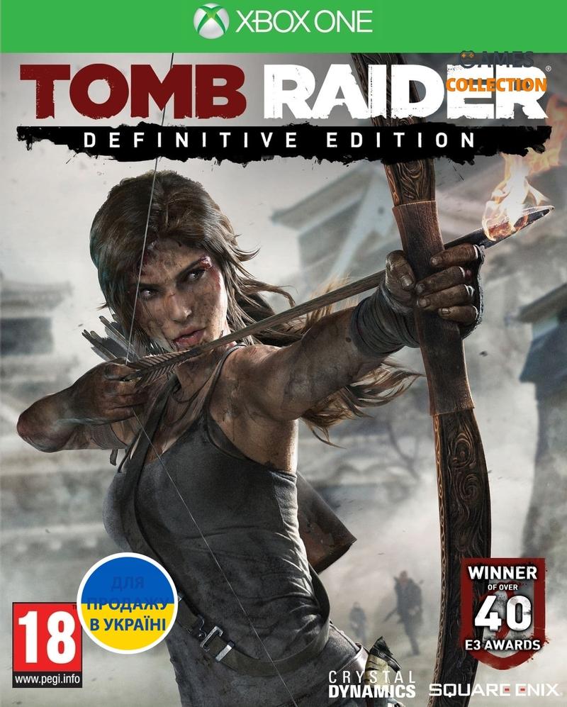 Tomb Raider: Definitive Edition (Xbox One)-thumb