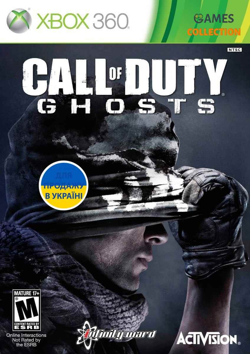 Call of Duty: Ghosts (Xbox 360)-thumb