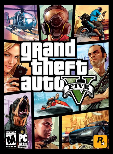 Grand Theft Auto V (GTA 5) Ключ [PC]-thumb