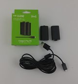 XBox One Play & Charge Kit Black .2  АКУМУЛЯТОРА-thumb
