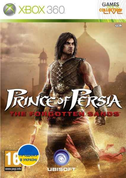 Prince of Persia: The Forgotten Sands (XBOX360)-thumb