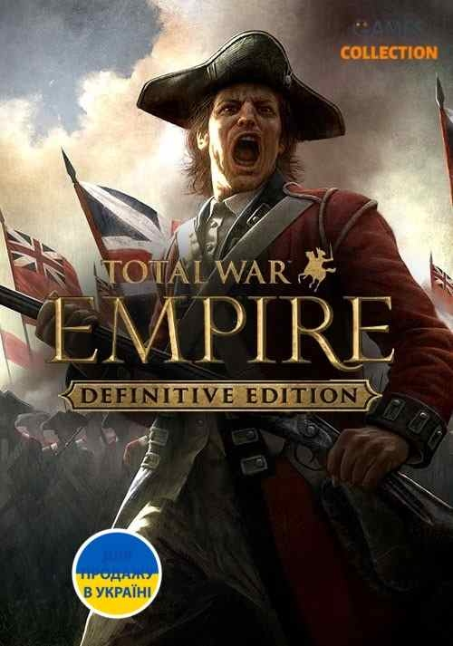 Empire: Total War (PC) КЛЮЧ-thumb