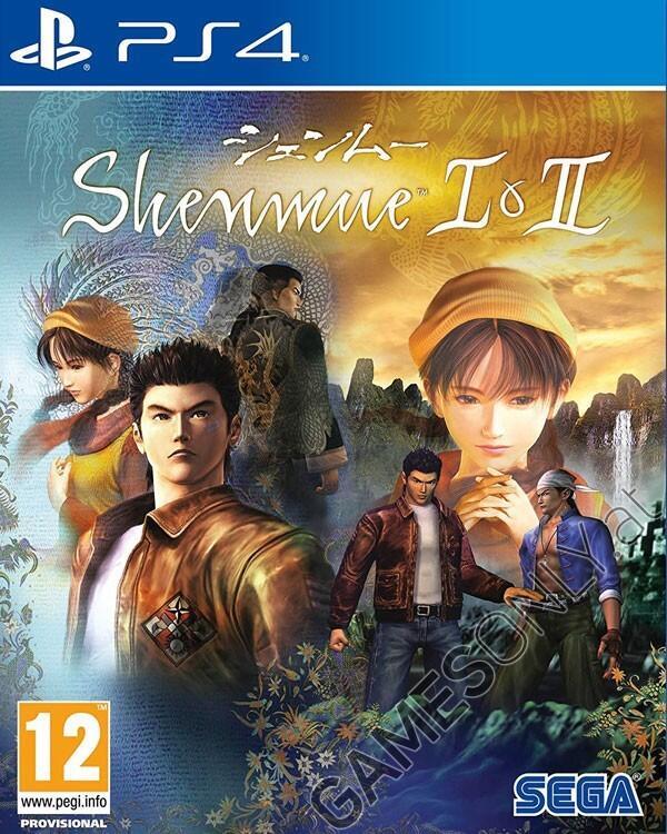 Shenmue I & II (PS4)-thumb