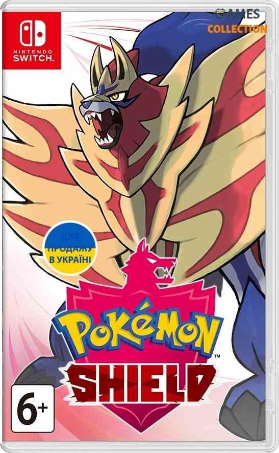 PokEmon Shield (Nintendo Switch)-thumb