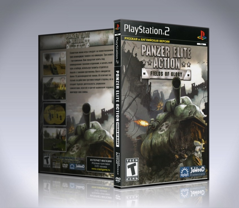 Panzer elite Action (ps2)-thumb