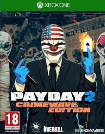 Payday 2 Crimewave Edition (XboxOne)-thumb