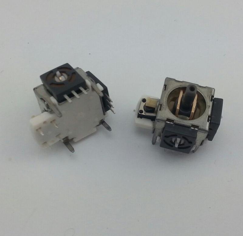 Механизм аналога 3D джойстика XBOX 360  Комплект 2 шт-thumb