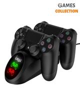 Зарядная станция для 2-х геймпадов iPEGA (PG-9180) (PS4)-thumb