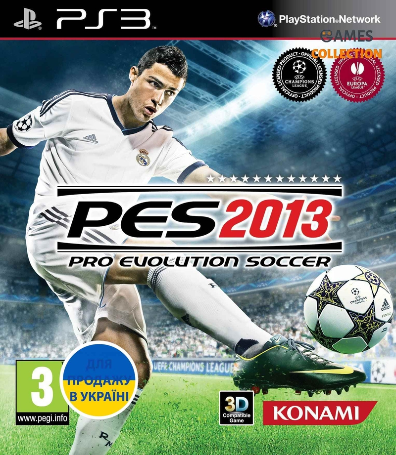 PES 2013 (PS3) Б/У-thumb