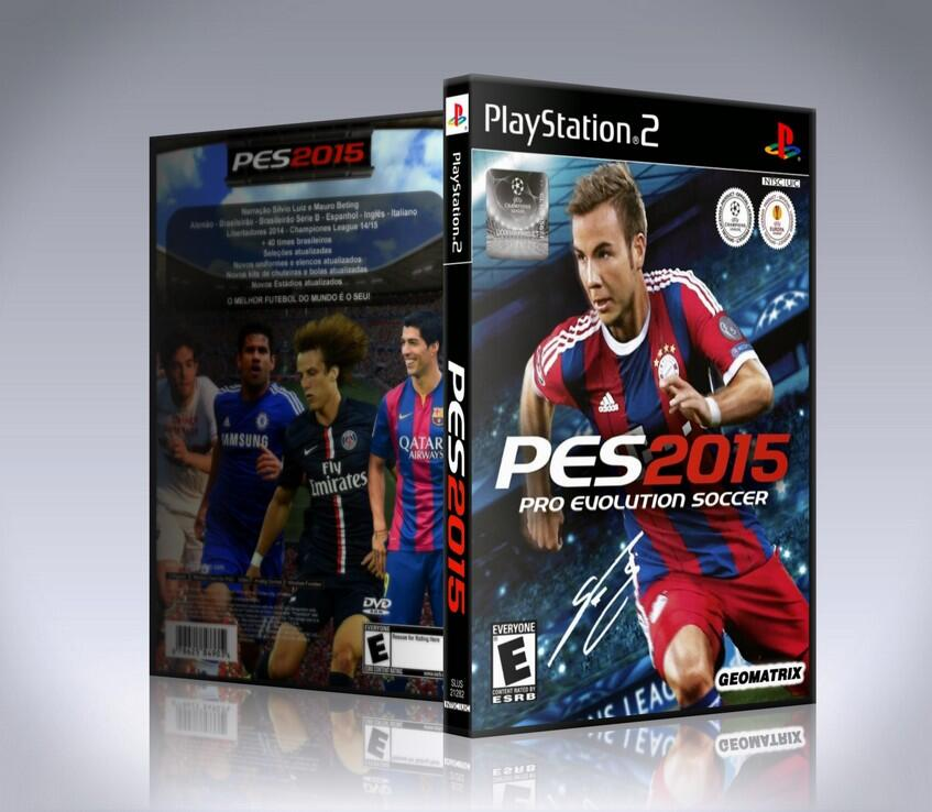 PES 2015 Pro Evolution Soccer (ps2)-thumb