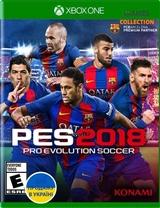 PES 2018 (Xbox One)-thumb