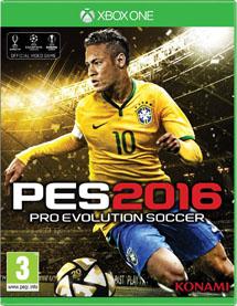 Pro Evolution Soccer 2016 (XboxOne)-thumb
