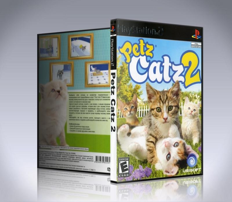 Petz catz 2 (ps2)-thumb