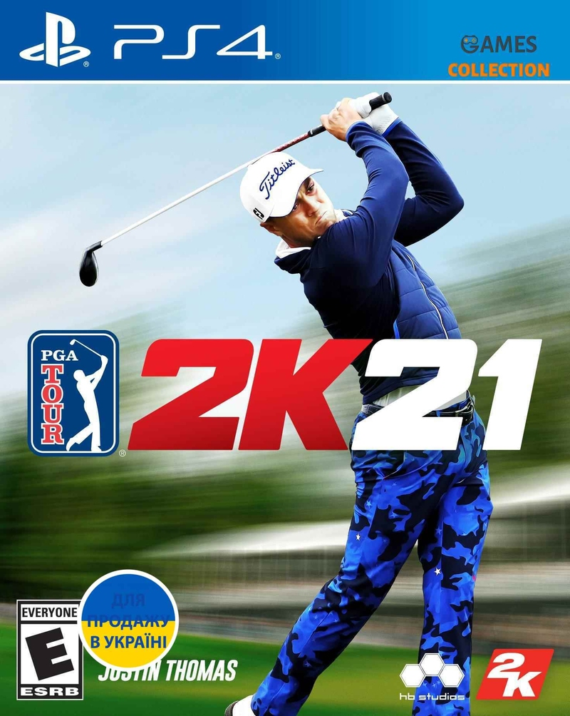 PGA TOUR 2K21 (PS4)-thumb