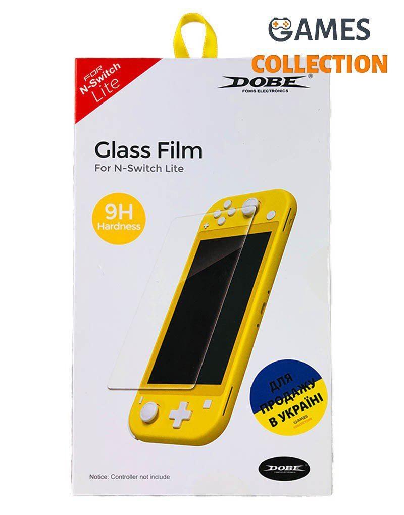 Glass Film For N-Switch Lite 9H Dobe TNS-19118 (SWITCH LITE)-thumb