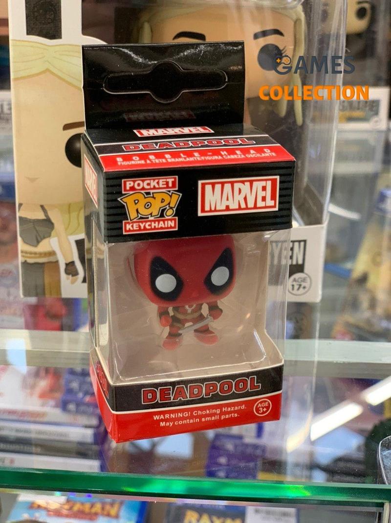 Pop Deadpool (Брелок)-thumb