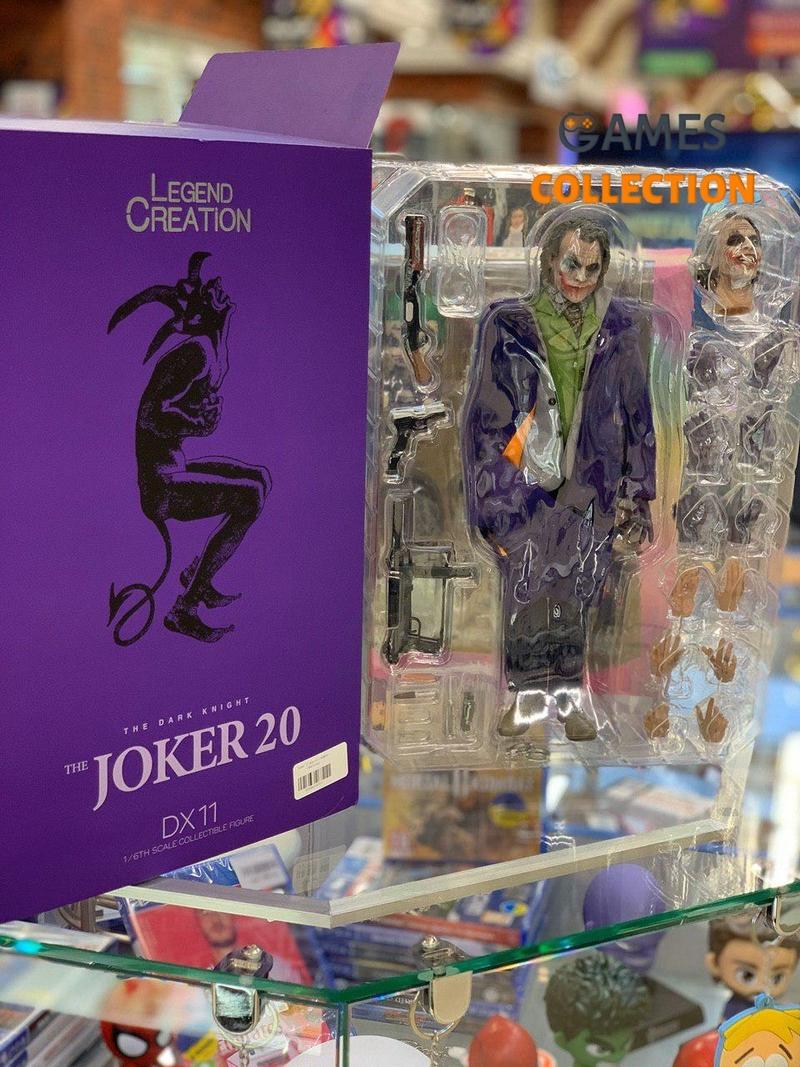 Joker 20 legend creation (Фигурка)-thumb