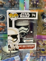POP Star Wars First Order Stormtrooper 74 (Фигурка)-thumb