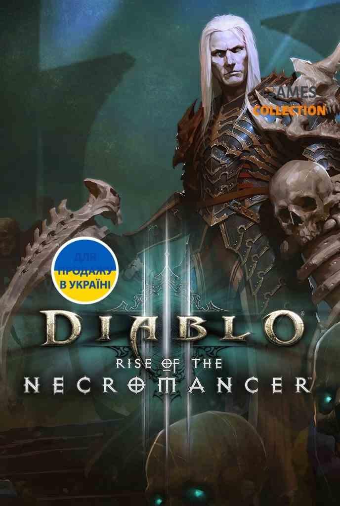 Diablo III: Rise of the Necromancer (PC)-thumb