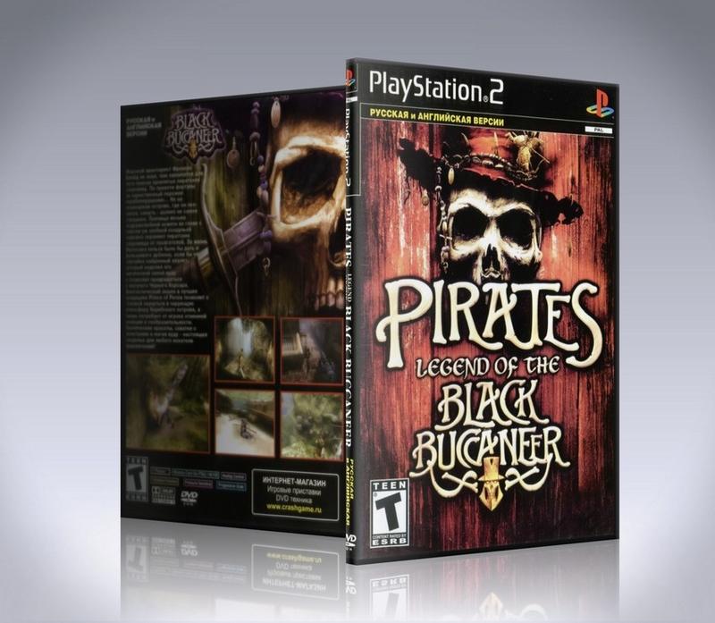 Pirates Legend of the Black Buccaneer (ps2)-thumb