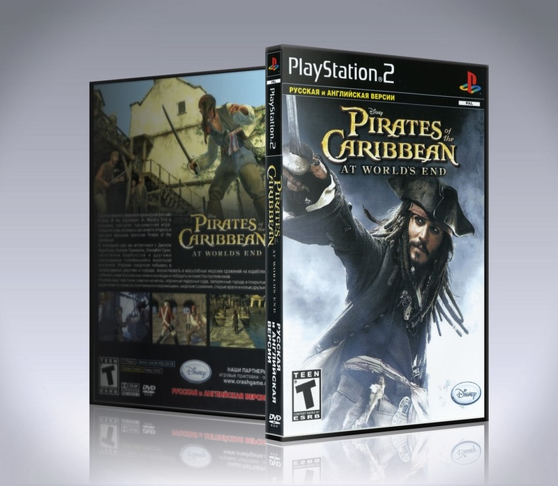 Pirates of the Caribbean At World's End (ps2)-thumb
