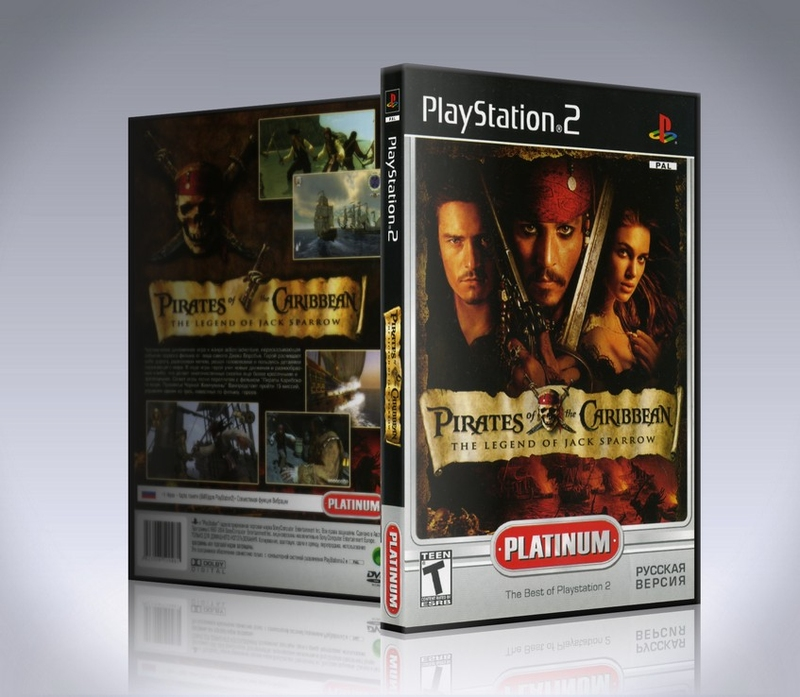 Pirates of the Caribbean The Legend of Jack Sparrow (ps2)-thumb