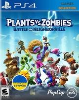 Plants vs. Zombies: Battle for Neighborville (PS4) (Русские субтитры)-thumb