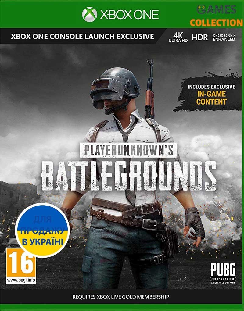 PLAYERUNKNOWN'S BATTLEGROUNDS (Xbox One)-thumb