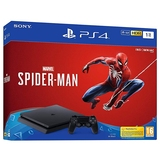 Marvel's Spider-Man PlayStation 4 Slim 1TB Bundle (Limited Edition)-thumb