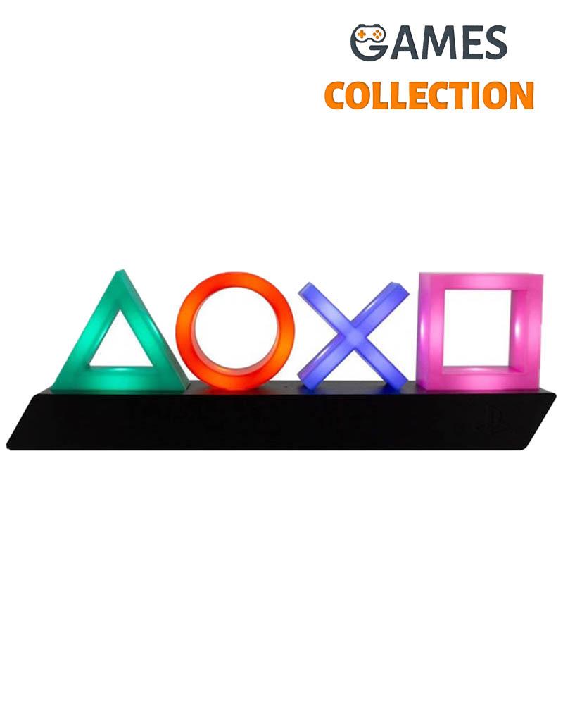 Icons Light V2 Светильник Иконки Playstation-thumb