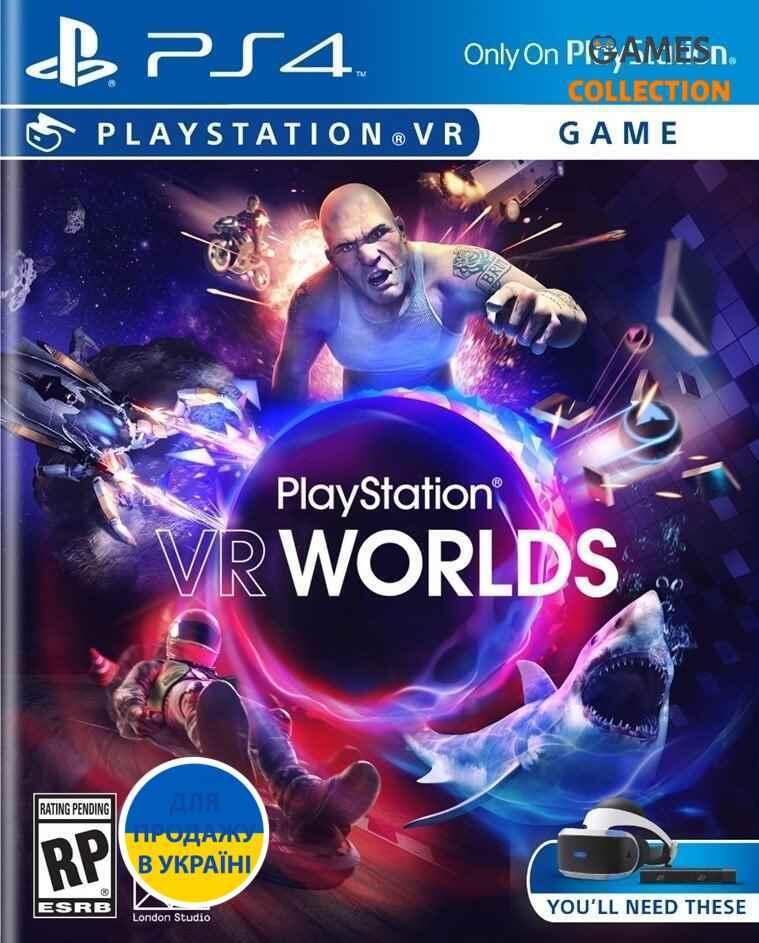 PlayStation VR Worlds (PS4)-thumb