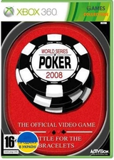 World Series of Poker 2008 (XBOX360) Б/У-thumb