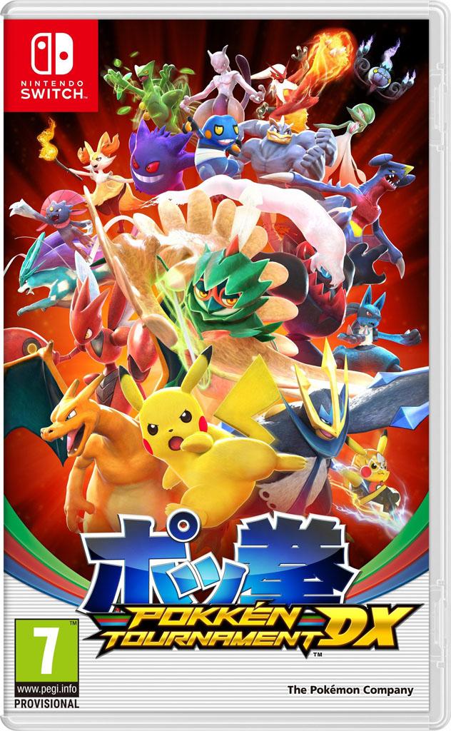 Pokken Tournament DX (Switch)-thumb