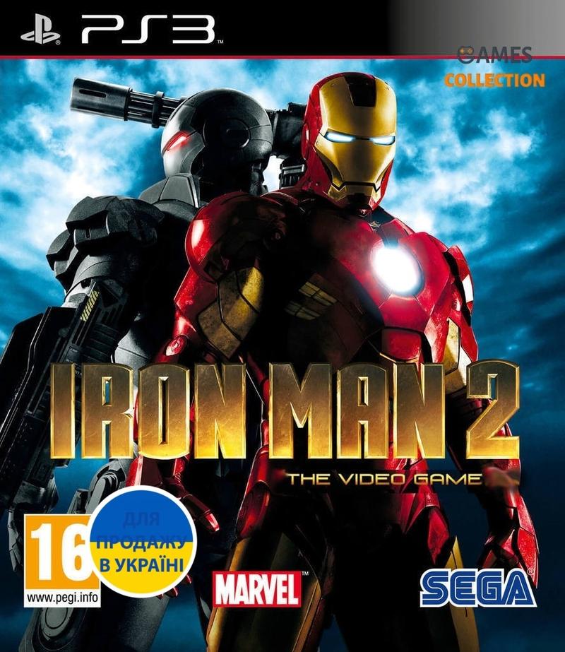 Iron Man 2 (PS3)-thumb
