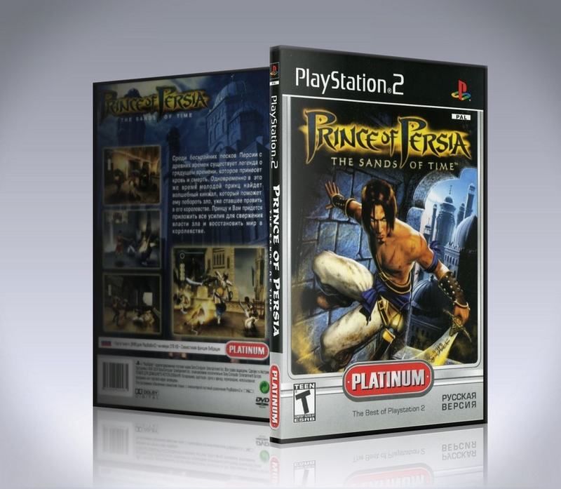 Prince of Persia The Sands of Time (ps2)-thumb