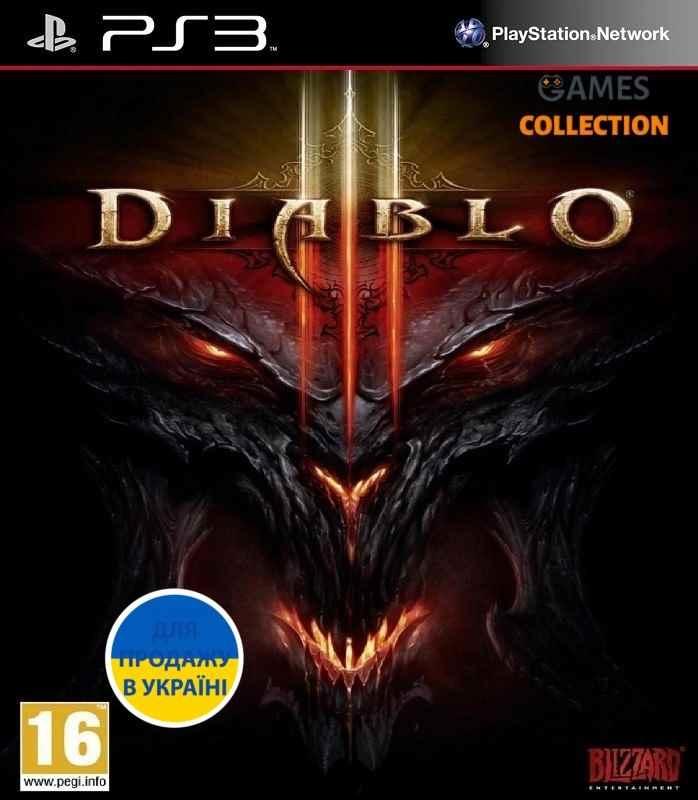 Diablo 3 III (PS3, русская версия)-thumb