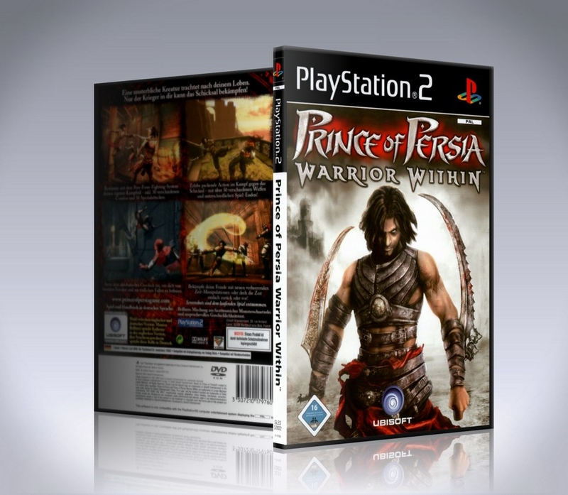 Prince of Persia Warrior Within (ps2)-thumb
