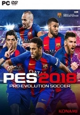 Pro Evolution Soccer 2018 (PC)-thumb