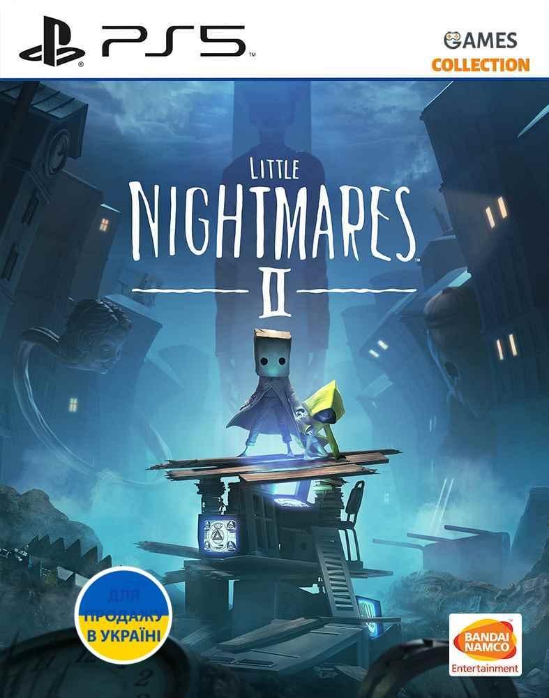 Little Nightmares II (PS5)-thumb