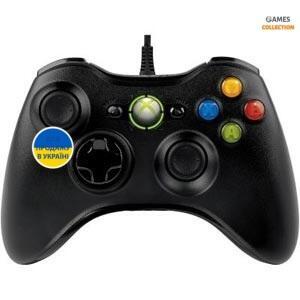 Microsoft Xbox 360 проводной контроллер-thumb