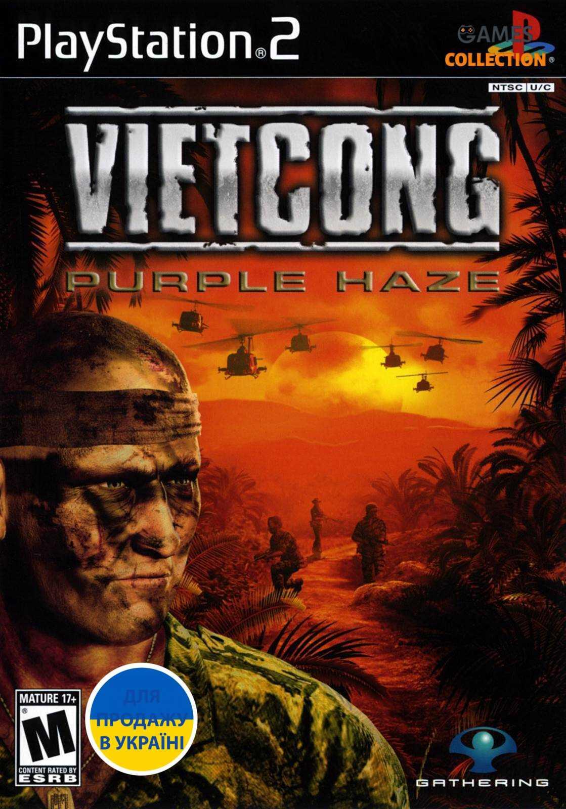 Vietcong – Purple Haze PS2-thumb
