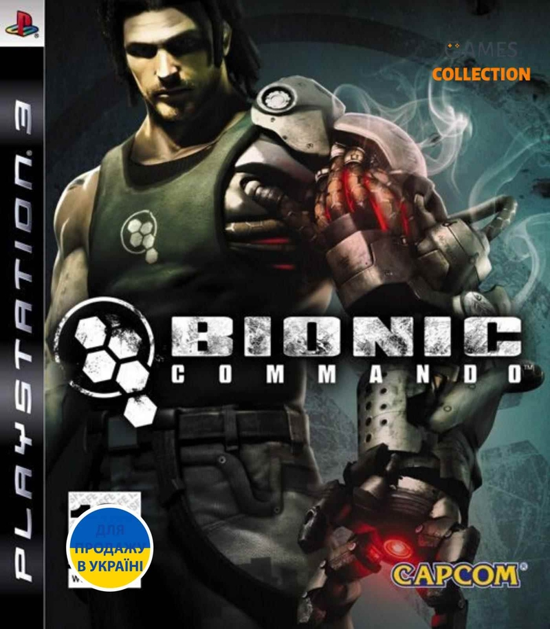 Bionic Commando (PS3)-thumb
