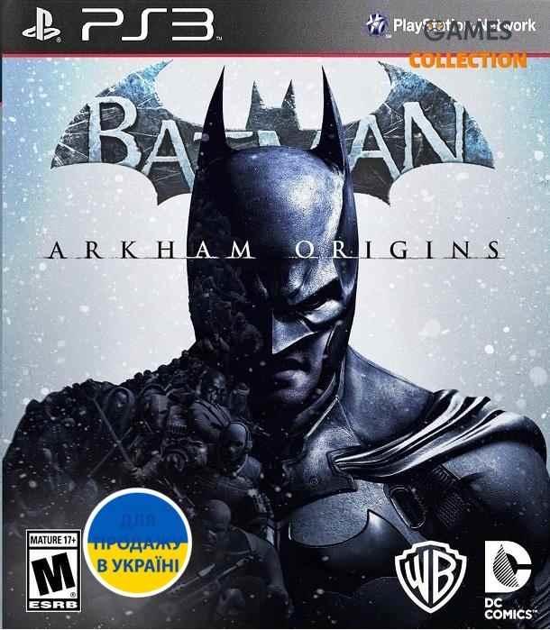 Batman: Arkham Origins (PS3)-thumb