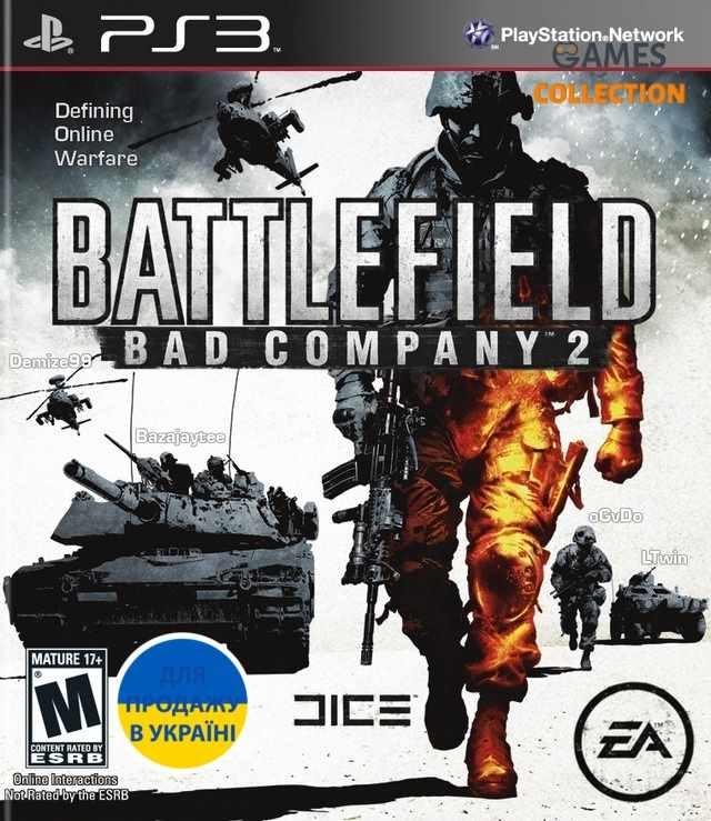 Battlefield: Bad Company 2 (PS3)-thumb