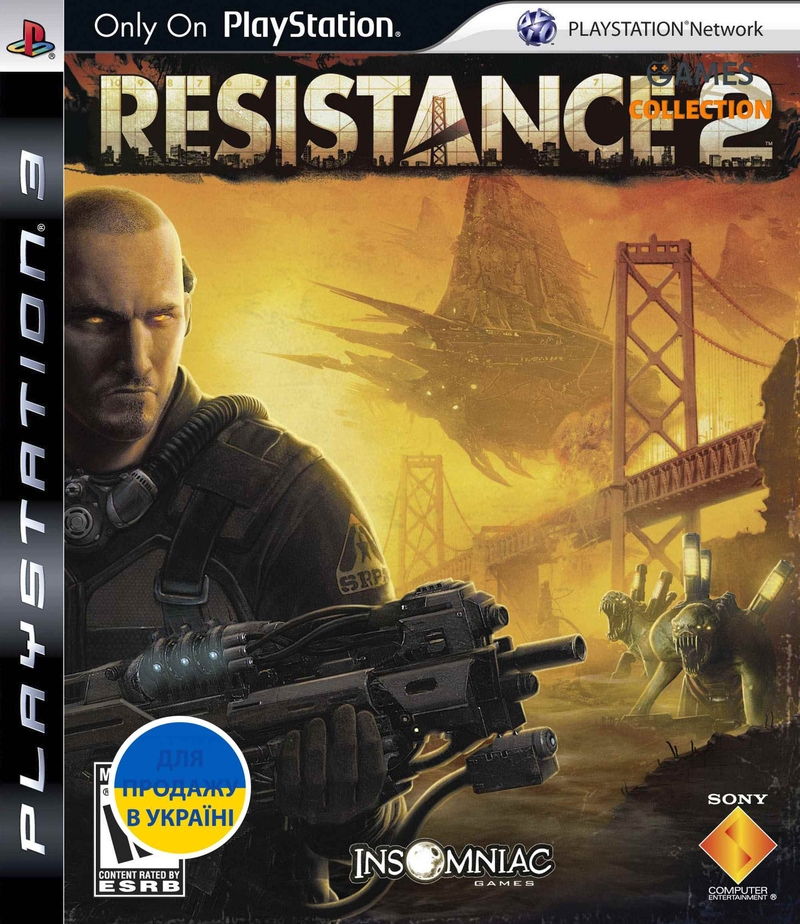 Resistance 2 (PS3)-thumb