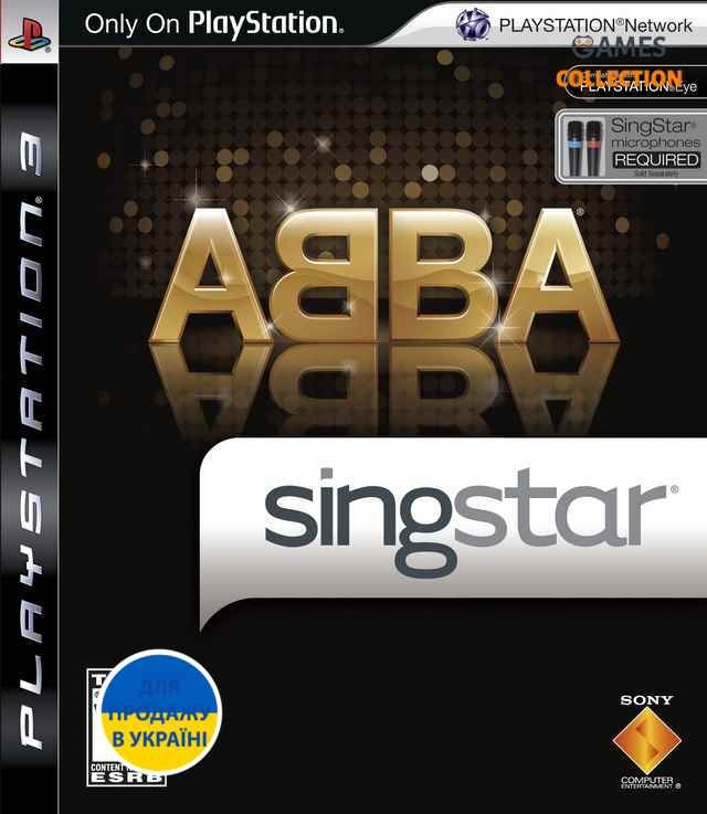 SingStar ABBA (PS3)-thumb