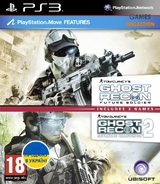 Ghost Recon Double Pack: Future Soldier + Advanced Warfighter 2 (PS3) Б/У-thumb