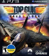 Top Gun: Hard Lock (PS3) Б/У-thumb