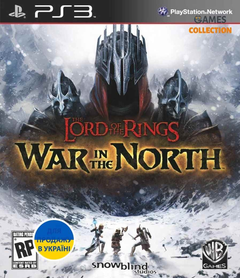 Lord of the Rings: War in the North (PS3)-thumb