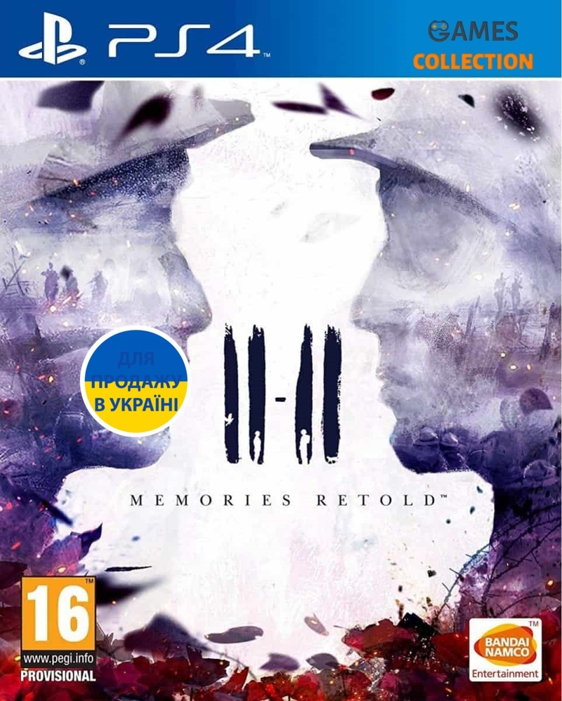 11-11: Memories Retold (PS4)-thumb
